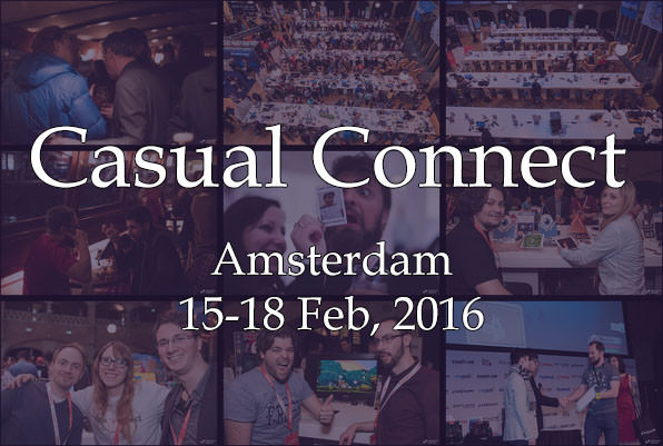 Casual Connect - Amsterdam 2016
