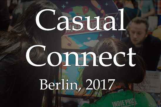 Casual Connect 2017